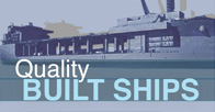 Quality Built Ships
