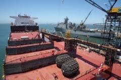 USNS Montford Point & USS Pearl Harbor