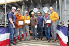 05-26-16 Liberty Keel Laying (10)