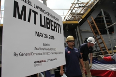 05-26-16 Liberty Keel Laying (13)