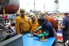 05-26-16 Liberty Keel Laying (4)