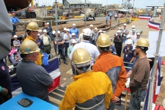 05-26-16 Liberty Keel Laying (5)