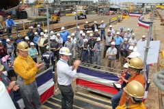 05-26-16 Liberty Keel Laying (9)