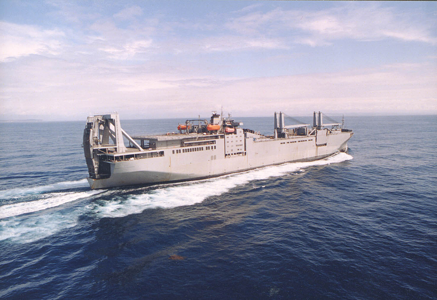 USNS Stockham