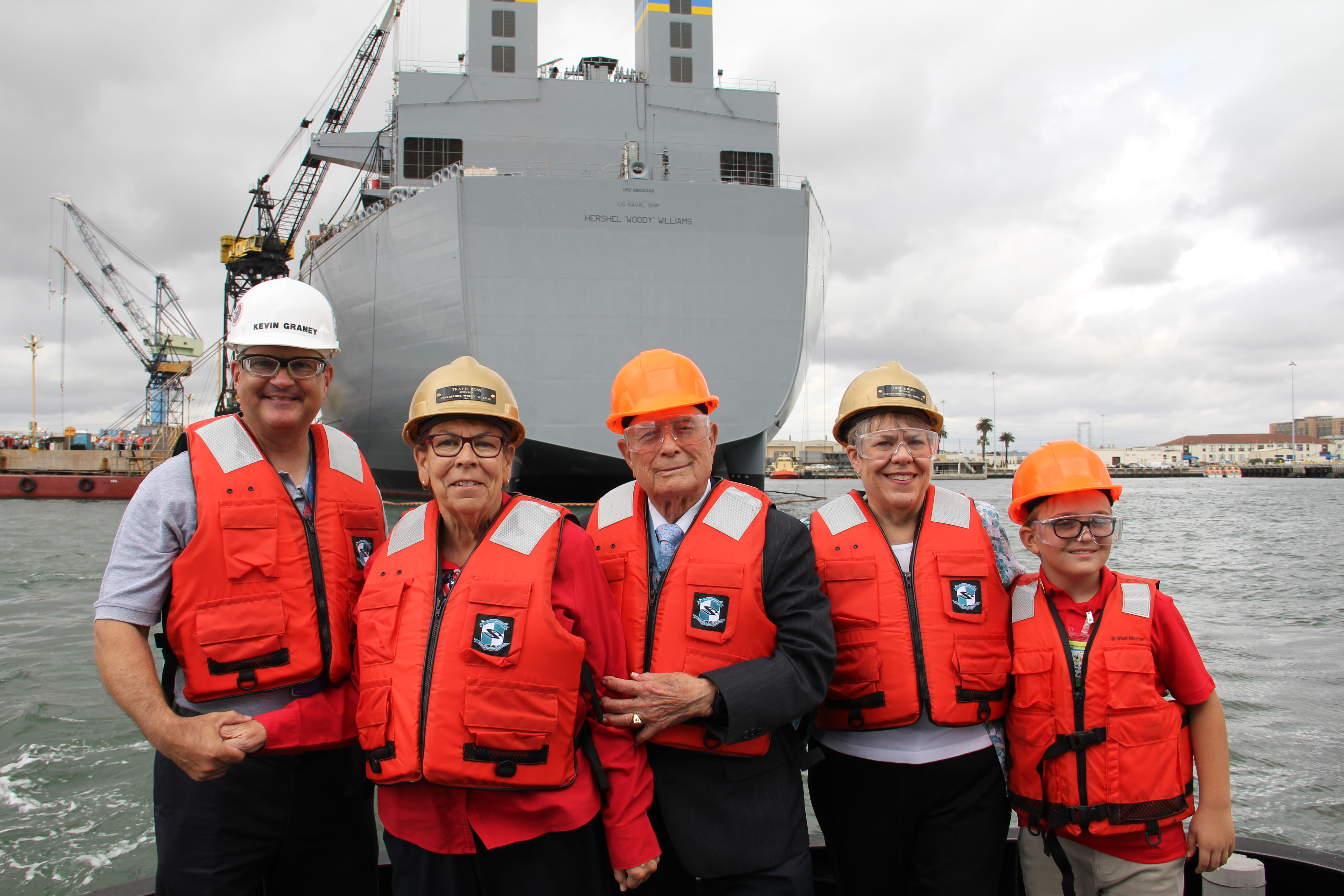 General Dynamics NASSCO Delivers New Expeditionary Sea Base to United States Navy