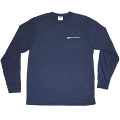 NASSCO_Tshirt-LongS_Navy
