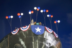 Palmetto State Christening and Launch