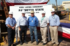 09-23-16 Keel Laying Ceremony (42)