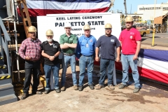 09-23-16 Keel Laying Ceremony (52)