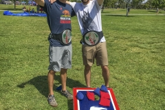SIGNs Cornhole 2017 Winners - Mark Holmes and Trent Hellman