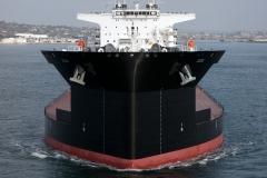 USNS John Glenn Sea Trials - January 2014