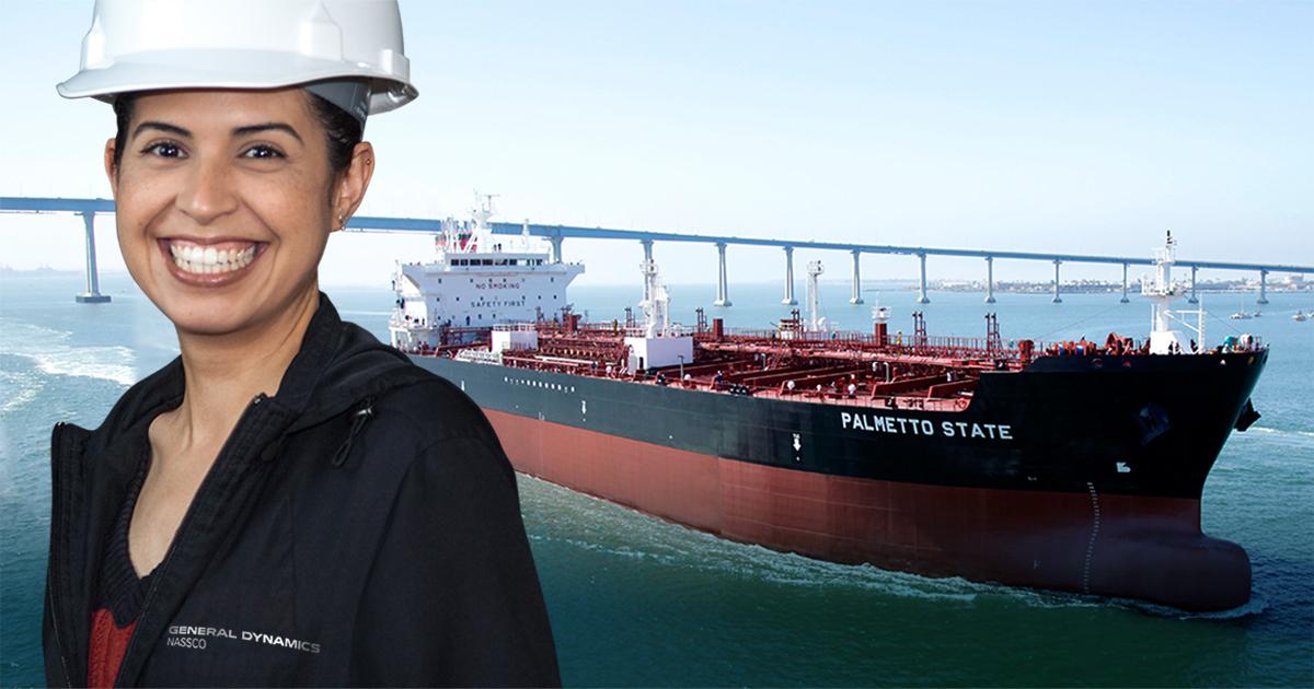 NASSCO Shipyard