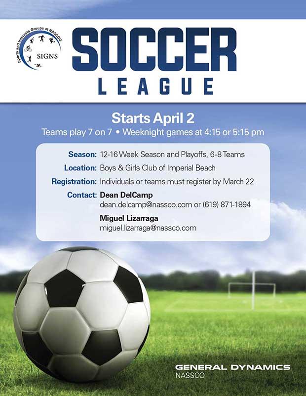 SIGNS Soccer League @ Boys & Girls Club of Imperial Beach