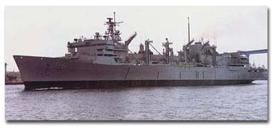 Supply Class Combat Support Ship (AOE)