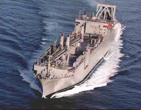 Strategic Sealift Ship Conversion